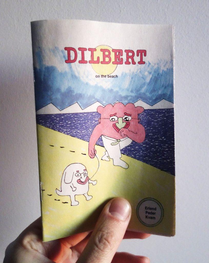 Dilbert, by Erlend Peder Kvam / Narves 1 Biblioteket