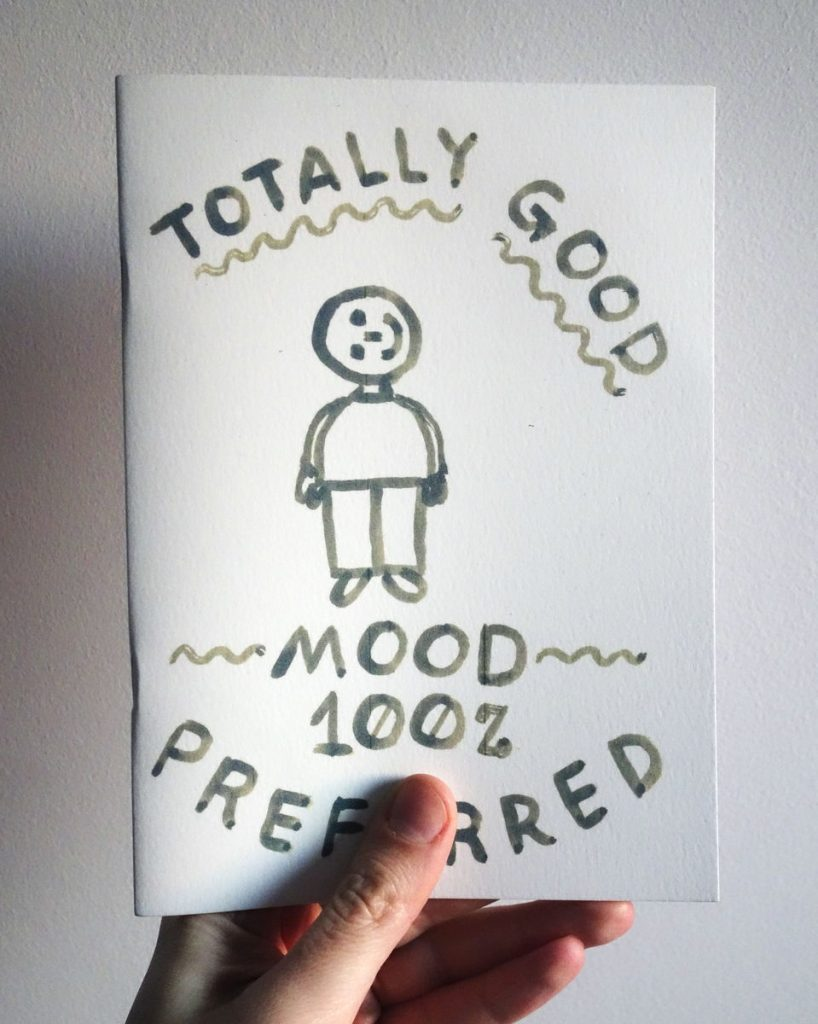 Totally Good by Adrian Rötzscher / Tiny Splendor
