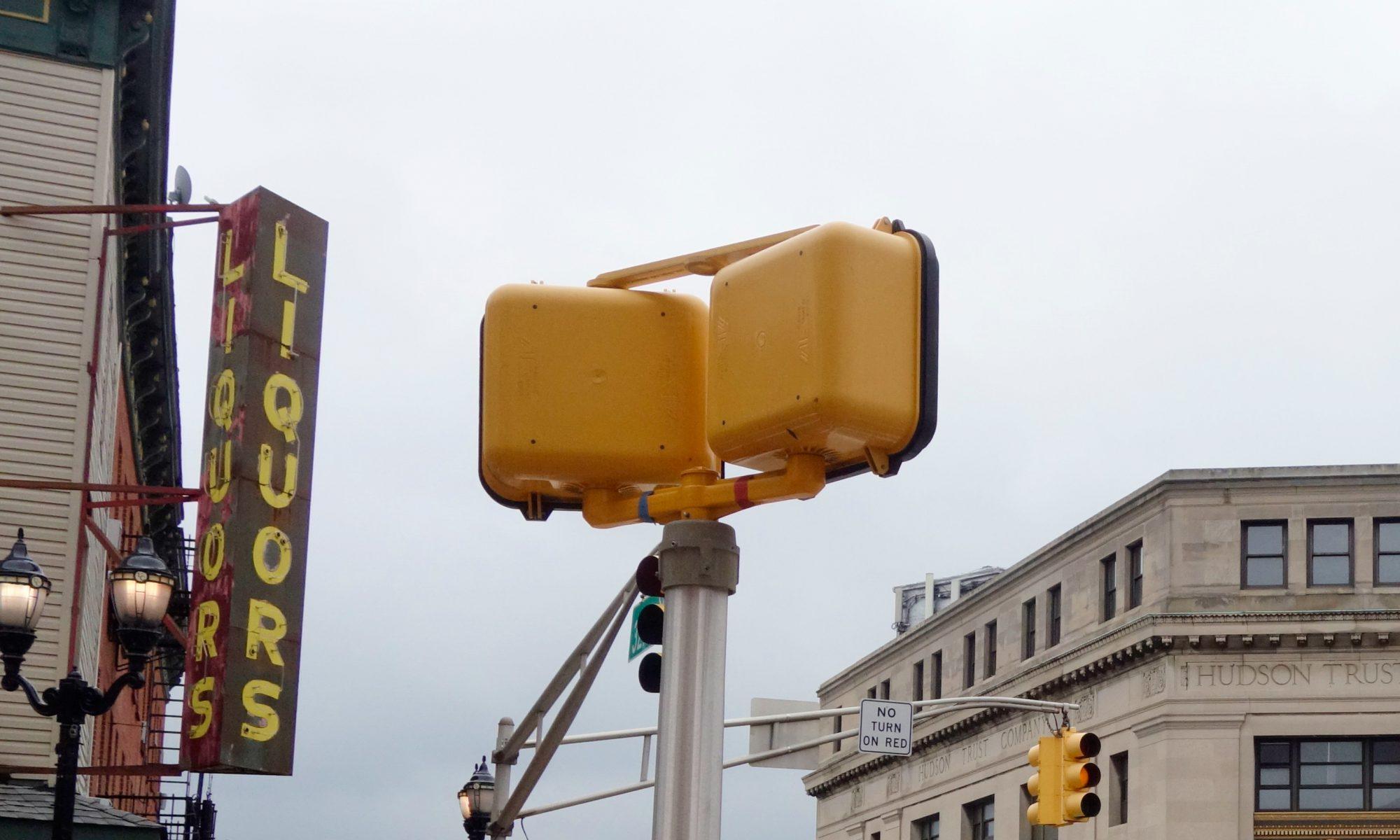 Prächtiger Signalgeber in Union City